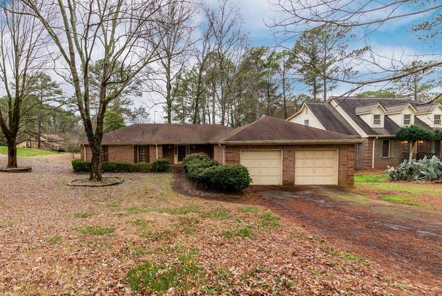 854 Carlisle Road, Stone Mountain, GA 30083 (MLS #6717450) :: Thomas Ramon Realty