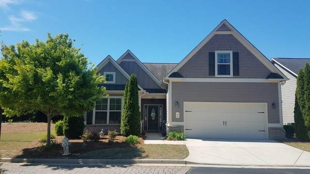 435 Winding Ridge Drive SW, Marietta, GA 30064 (MLS #6717464) :: Thomas Ramon Realty