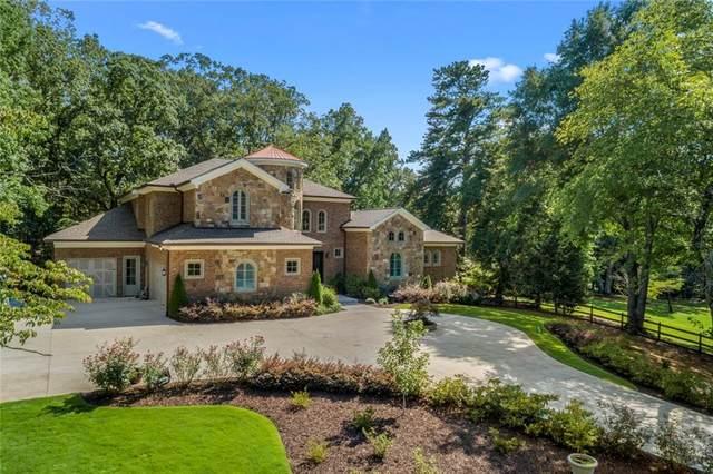 1010 Jones Road, Roswell, GA 30075 (MLS #6717472) :: North Atlanta Home Team