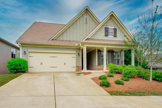 525 Appalachian Woods Drive, Canton, GA 30114 (MLS #6717480) :: Thomas Ramon Realty