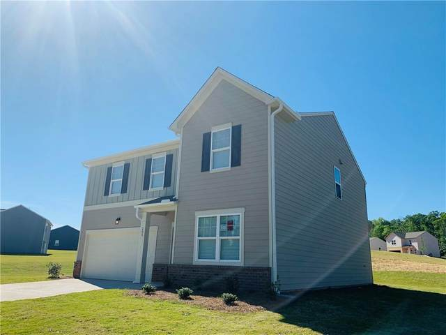 151 Coldwater Way, Griffin, GA 30224 (MLS #6717493) :: The Heyl Group at Keller Williams