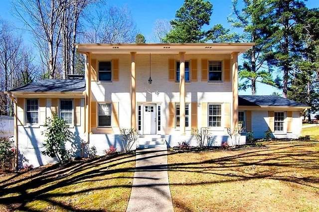 2597 Lakeshore Drive, College Park, GA 30337 (MLS #6717546) :: North Atlanta Home Team
