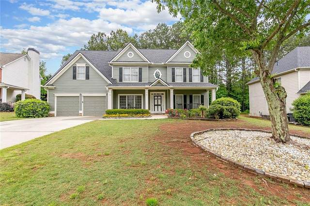 995 Amberton Lane, Powder Springs, GA 30127 (MLS #6717547) :: Thomas Ramon Realty