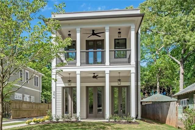 294 Ferguson Street, Atlanta, GA 30307 (MLS #6717580) :: Path & Post Real Estate