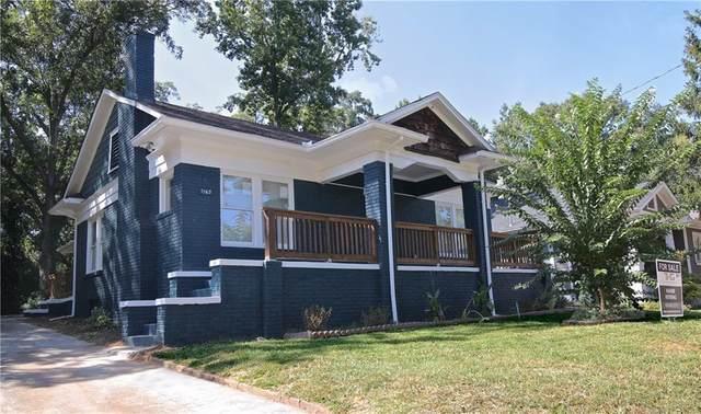 1163 Oakland Drive SW, Atlanta, GA 30310 (MLS #6717627) :: AlpharettaZen Expert Home Advisors