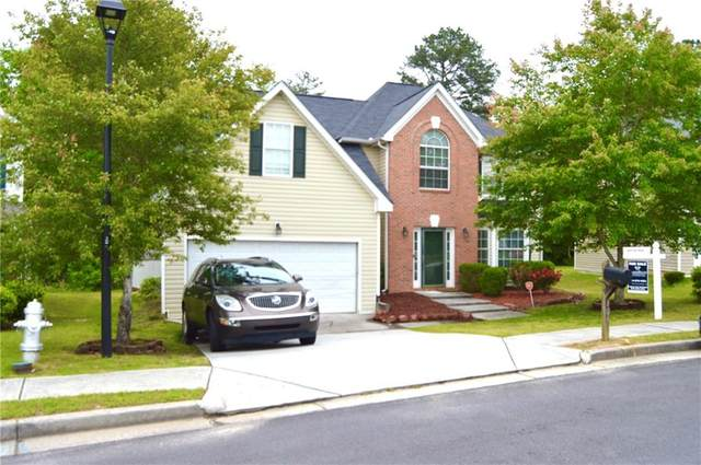 106 Shadowhill Lane, Loganville, GA 30052 (MLS #6717669) :: The Butler/Swayne Team