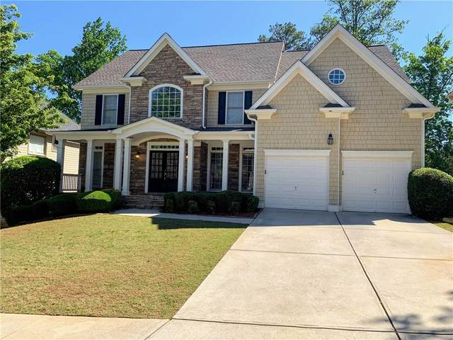1750 Heatherglade Lane, Lawrenceville, GA 30045 (MLS #6717722) :: Thomas Ramon Realty