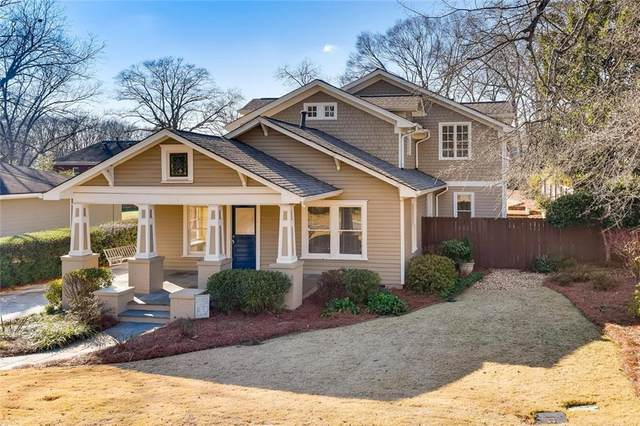 3040 Dunn Street SE, Smyrna, GA 30080 (MLS #6717731) :: The Butler/Swayne Team