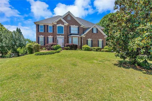 872 Berryman Place, Lawrenceville, GA 30045 (MLS #6717791) :: Charlie Ballard Real Estate