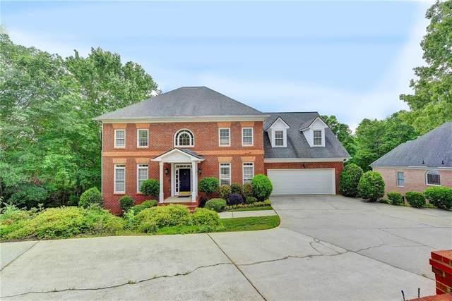 4100 Runnymede Drive SW, Lilburn, GA 30047 (MLS #6717798) :: Keller Williams Realty Atlanta Classic