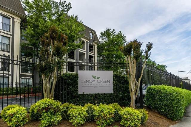 2657 Lenox Road NE D-46, Atlanta, GA 30324 (MLS #6717874) :: RE/MAX Paramount Properties