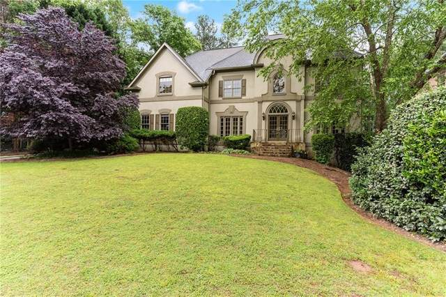 9345 Nesbit Lakes Drive, Alpharetta, GA 30022 (MLS #6717914) :: The Zac Team @ RE/MAX Metro Atlanta