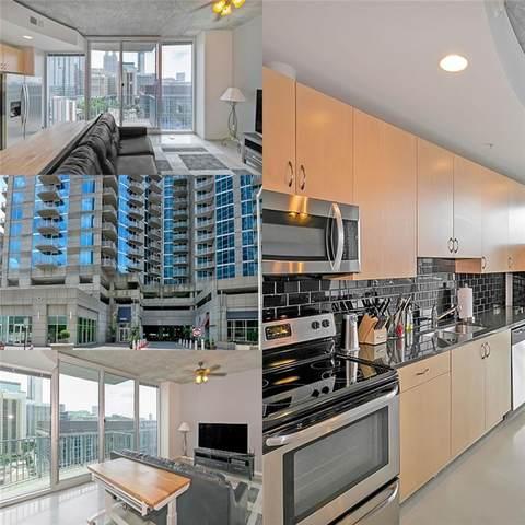 400 W Peachtree Street NW #1910, Atlanta, GA 30308 (MLS #6718024) :: Tonda Booker Real Estate Sales