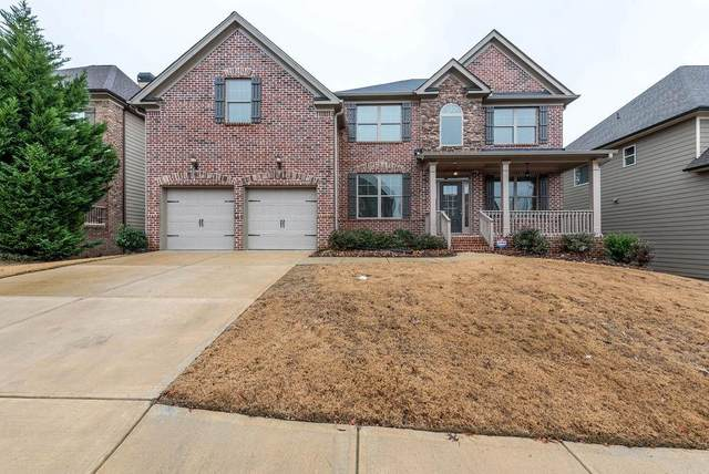 123 Silvertop Drive, Grayson, GA 30017 (MLS #6718063) :: North Atlanta Home Team