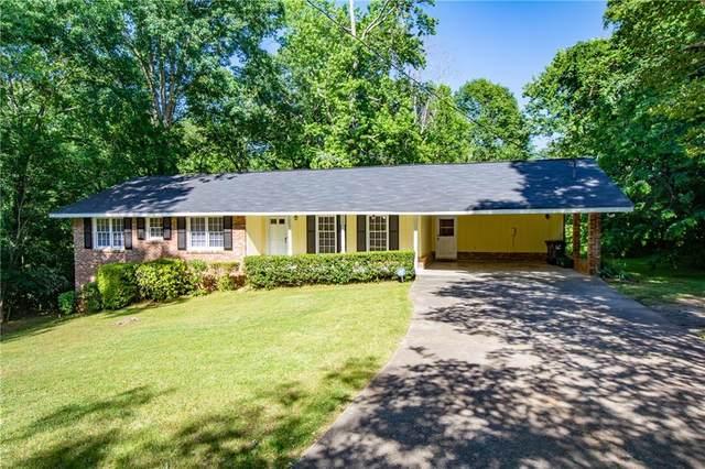 2826 Manor Court, Snellville, GA 30078 (MLS #6718077) :: Vicki Dyer Real Estate
