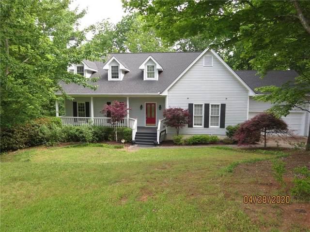 2723 Bridgewater Drive, Gainesville, GA 30506 (MLS #6718146) :: The Heyl Group at Keller Williams