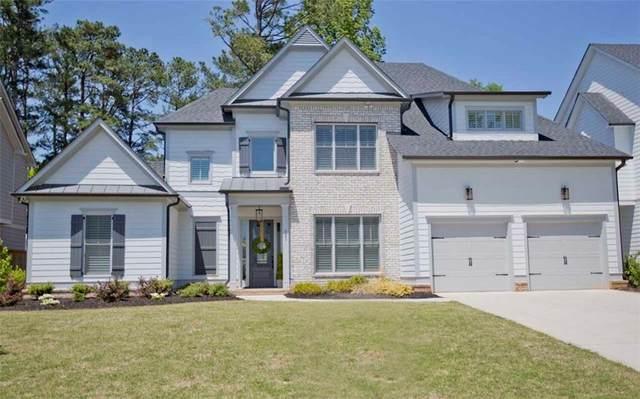 521 Beecham Drive SE, Smyrna, GA 30082 (MLS #6718212) :: North Atlanta Home Team
