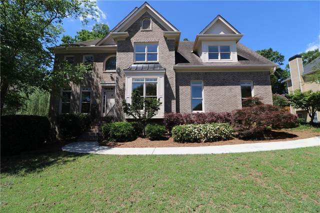 1325 Highland Lake Drive, Lawrenceville, GA 30045 (MLS #6718227) :: Charlie Ballard Real Estate