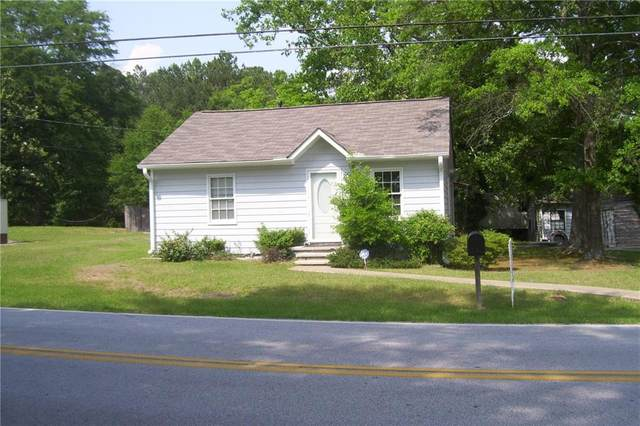2058 Pucketts Drive, Lilburn, GA 30047 (MLS #6718266) :: North Atlanta Home Team