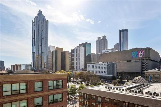115 W Peachtree Place NW #101, Atlanta, GA 30313 (MLS #6718306) :: The Zac Team @ RE/MAX Metro Atlanta