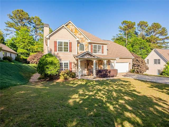 160 Terrane Ridge, Peachtree City, GA 30269 (MLS #6718308) :: North Atlanta Home Team