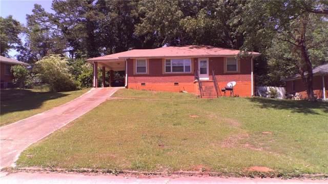 2164 Miriam Lane, Decatur, GA 30032 (MLS #6718320) :: Thomas Ramon Realty