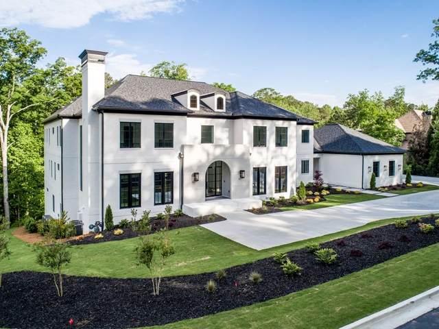5700 Riverside Drive, Sandy Springs, GA 30327 (MLS #6718357) :: Keller Williams Realty Cityside