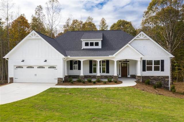101 Carney Drive, Ball Ground, GA 30107 (MLS #6718391) :: Path & Post Real Estate
