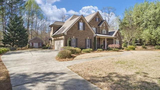 464 Antrim Glen Drive, Hoschton, GA 30548 (MLS #6718415) :: North Atlanta Home Team