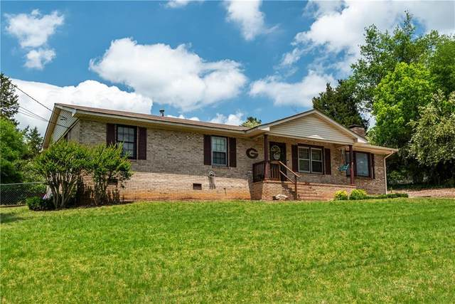 613 Hillside Drive, Cedartown, GA 30125 (MLS #6718457) :: The Zac Team @ RE/MAX Metro Atlanta