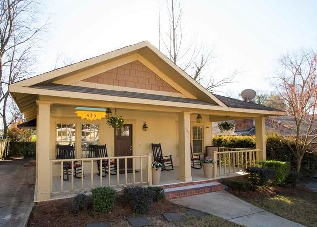445 Robinson Avenue SE, Atlanta, GA 30315 (MLS #6718480) :: Team RRP   Keller Knapp, Inc.