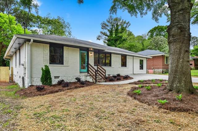 1846 Rosewood Road, Decatur, GA 30032 (MLS #6718507) :: The Zac Team @ RE/MAX Metro Atlanta