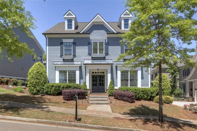 692 Dunbrody Drive, Alpharetta, GA 30004 (MLS #6718514) :: The Cowan Connection Team
