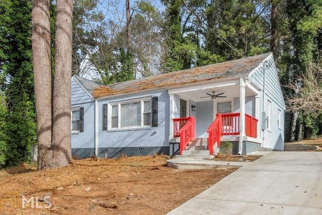 1840 Hillsdale Drive, Decatur, GA 30032 (MLS #6718543) :: The Zac Team @ RE/MAX Metro Atlanta