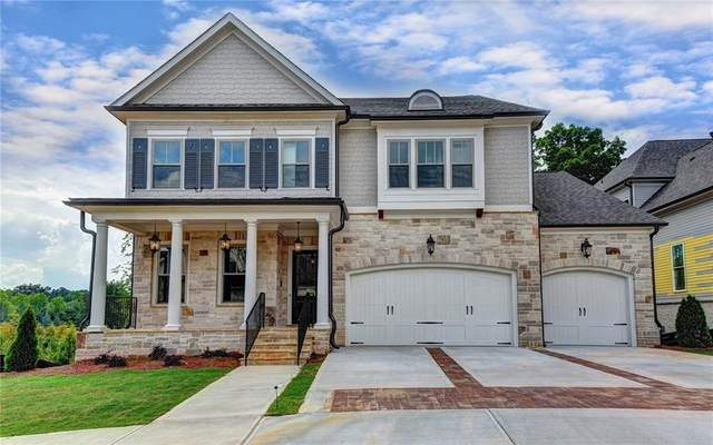 10525 Grandview Square, Johns Creek, GA 30097 (MLS #6718559) :: North Atlanta Home Team