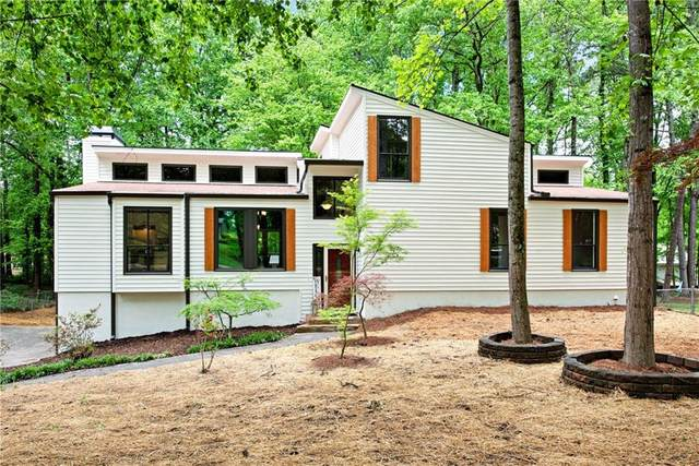 2437 Kingsley Drive NE, Marietta, GA 30062 (MLS #6718567) :: The Butler/Swayne Team