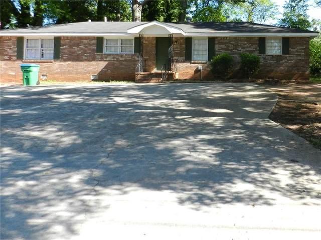 2538 Joe Jerkins Boulevard, Austell, GA 30106 (MLS #6718687) :: Path & Post Real Estate