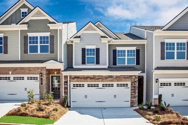 40 Bromes Street #4, Lawrenceville, GA 30046 (MLS #6718705) :: North Atlanta Home Team
