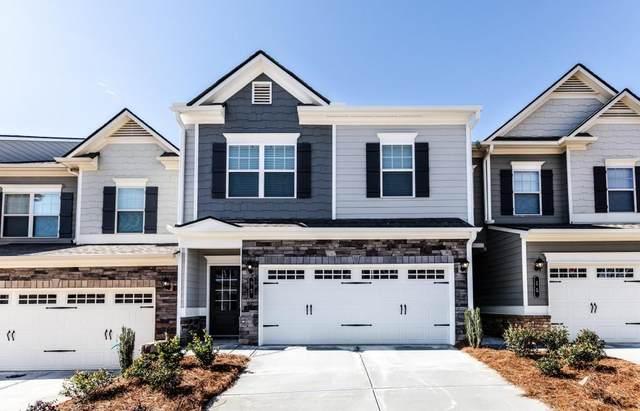 25 Bromes Street #19, Lawrenceville, GA 30046 (MLS #6718706) :: North Atlanta Home Team