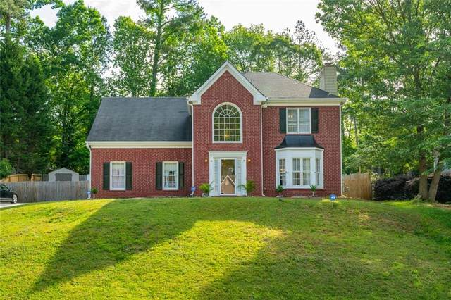 660 Ashley Laine Walk, Lawrenceville, GA 30043 (MLS #6718813) :: The Butler/Swayne Team