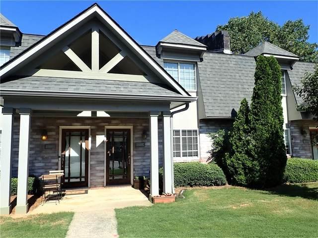 130 Rondak Circle SE, Smyrna, GA 30080 (MLS #6718859) :: RE/MAX Paramount Properties