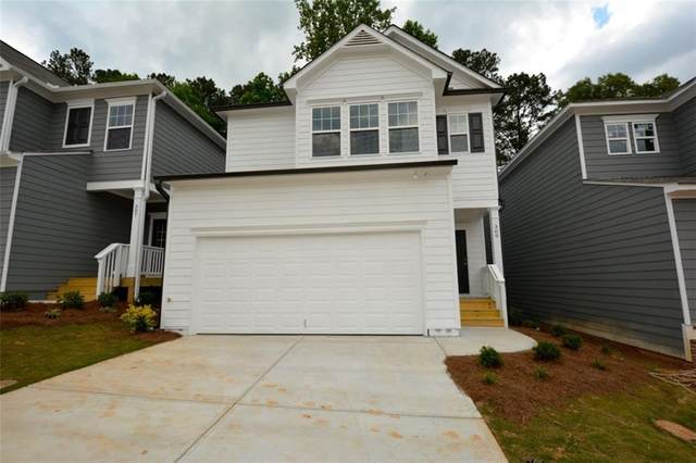 309 Pinewood Drive, Woodstock, GA 30189 (MLS #6718916) :: The Hinsons - Mike Hinson & Harriet Hinson