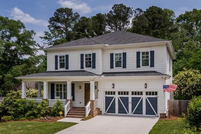 2609 Skyland Drive NE, Brookhaven, GA 30319 (MLS #6718931) :: RE/MAX Paramount Properties