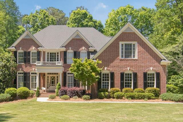 335 Broadmoor Drive, Fayetteville, GA 30215 (MLS #6718936) :: The Heyl Group at Keller Williams