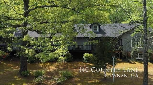 140 Country Lane, Newnan, GA 30263 (MLS #6718967) :: Path & Post Real Estate