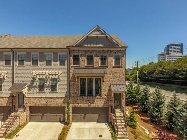 2388 Montford Place SE, Smyrna, GA 30080 (MLS #6718992) :: Path & Post Real Estate