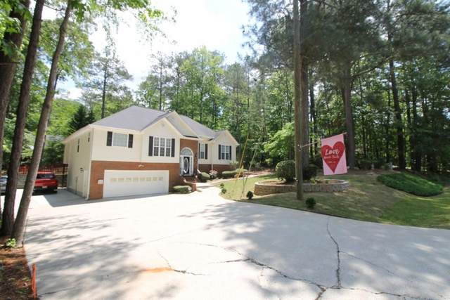 5073 Woodmont Drive, Villa Rica, GA 30180 (MLS #6719005) :: Thomas Ramon Realty