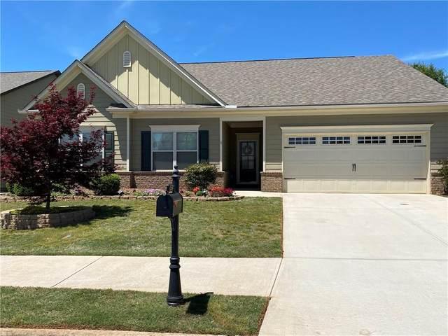 4550 Hidden Creek Drive, Gainesville, GA 30504 (MLS #6719092) :: The Heyl Group at Keller Williams