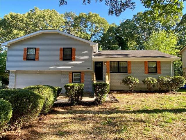 2857 Botany Drive, Jonesboro, GA 30236 (MLS #6719101) :: The Zac Team @ RE/MAX Metro Atlanta