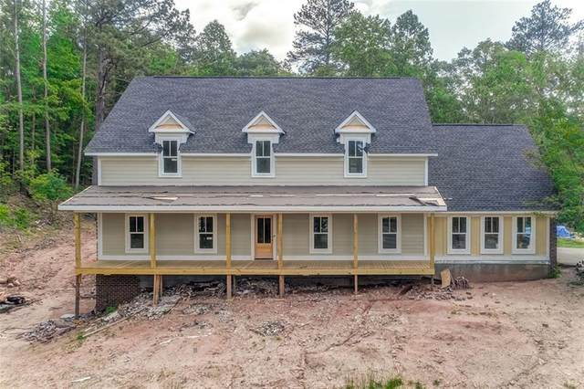 10653 Hickory Flat Highway, Woodstock, GA 30188 (MLS #6719120) :: The Cowan Connection Team